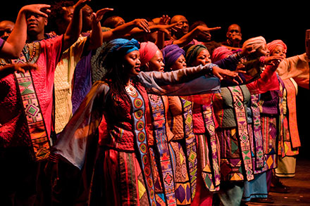 chorales_africaines